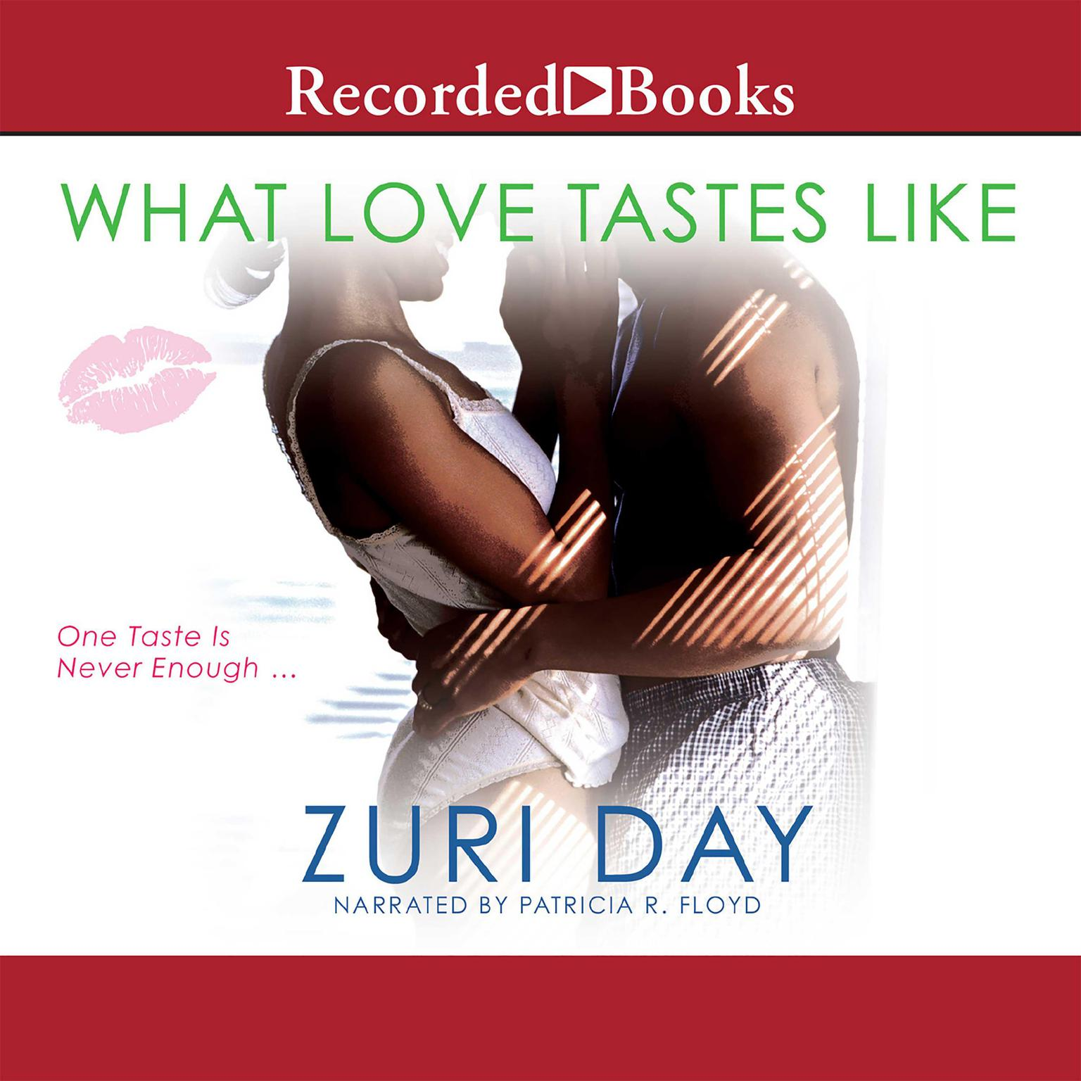 Printable What Love Tastes Like Audiobook Cover Art