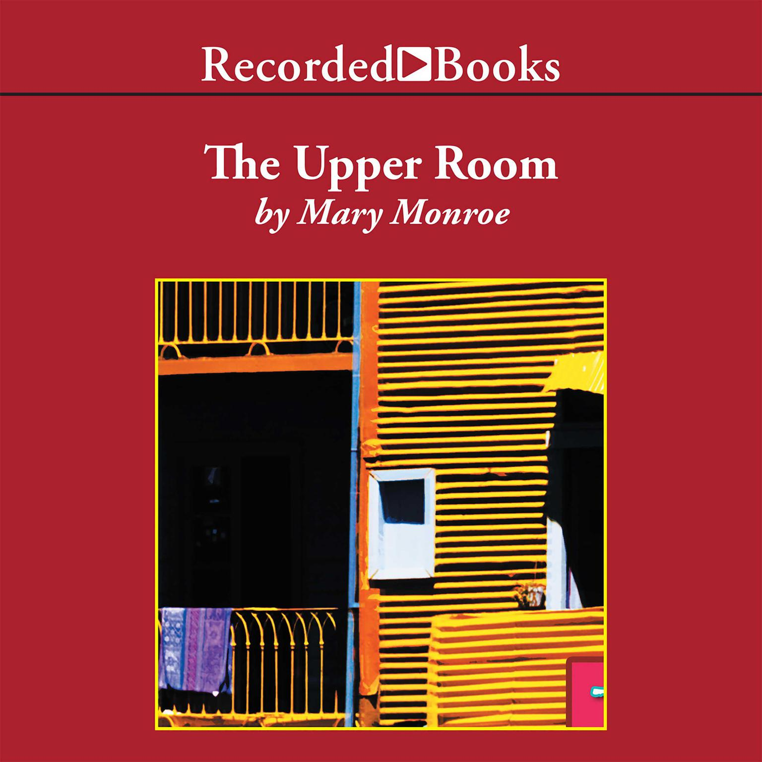 Printable The Upper Room Audiobook Cover Art