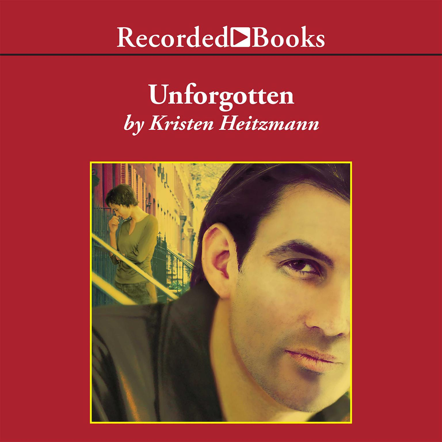 Printable Unforgotten Audiobook Cover Art