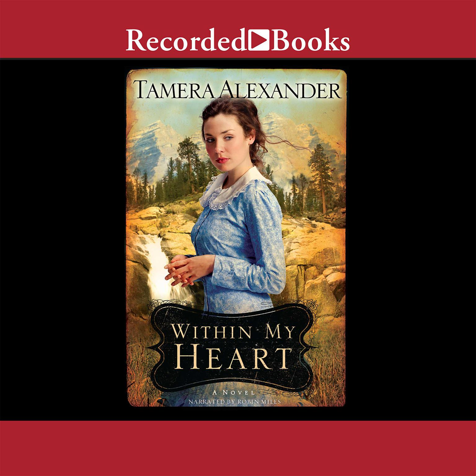 Printable Within My Heart Audiobook Cover Art