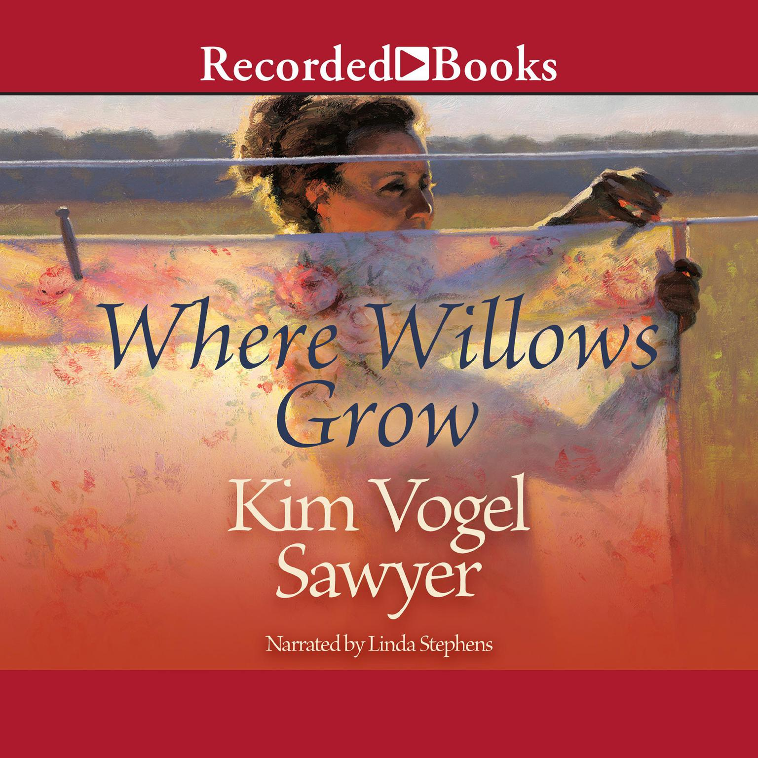 Printable Where Willows Grow Audiobook Cover Art