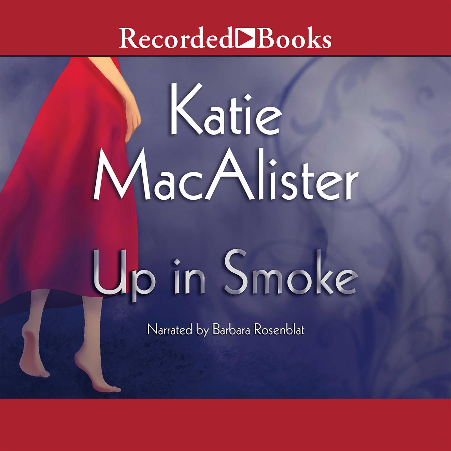 Printable Up in Smoke Audiobook Cover Art