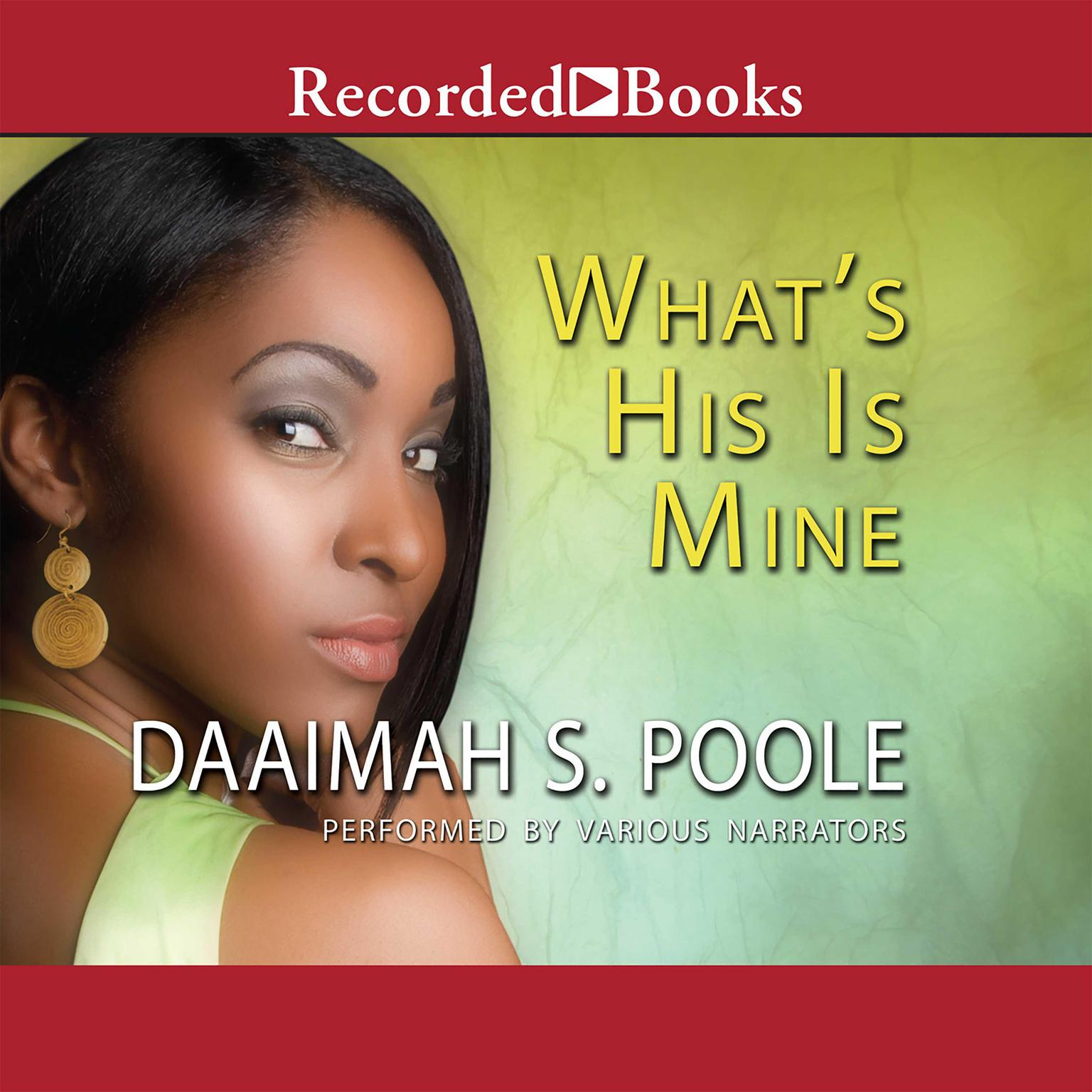 Printable What's His Is Mine Audiobook Cover Art