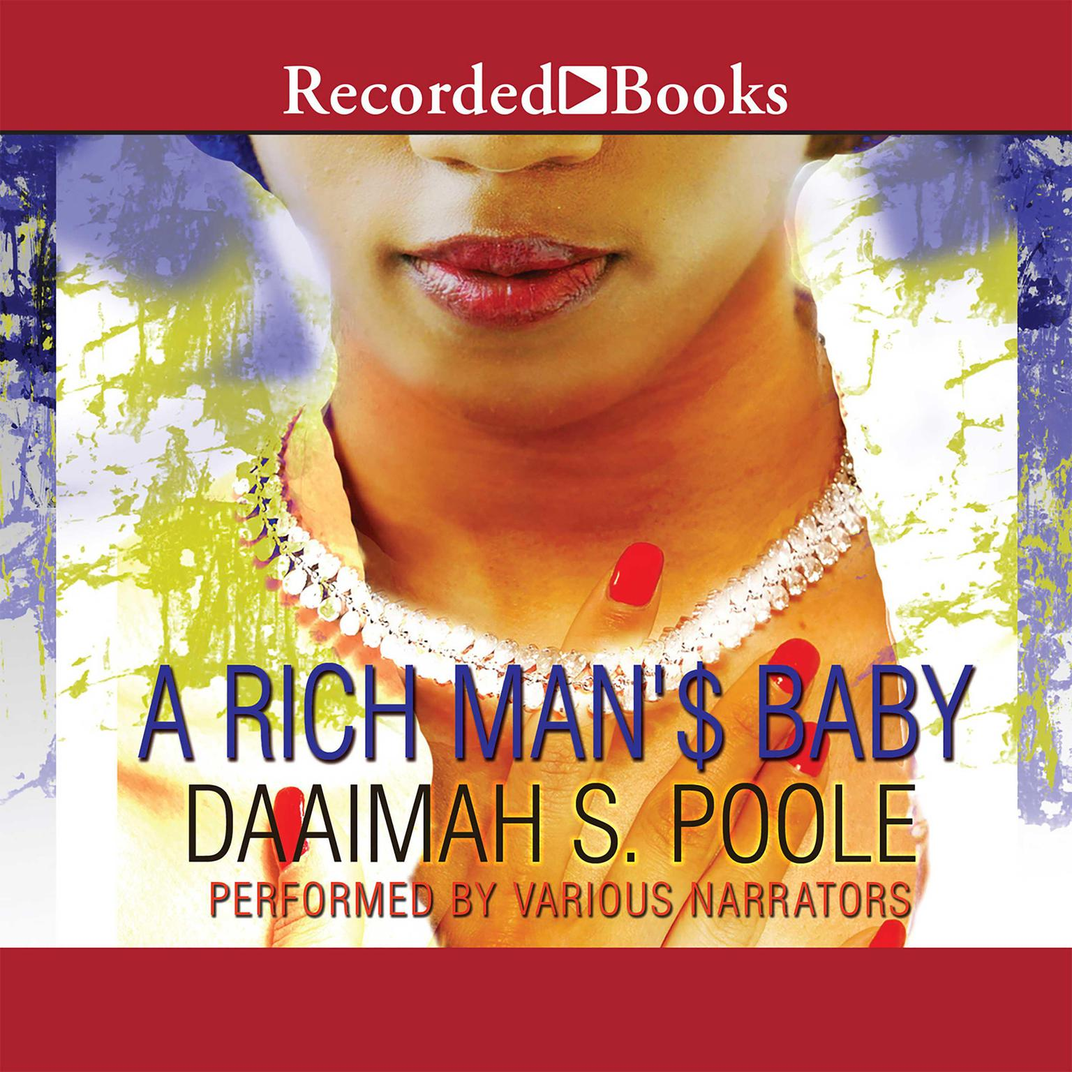 Printable A Rich Man's Baby Audiobook Cover Art