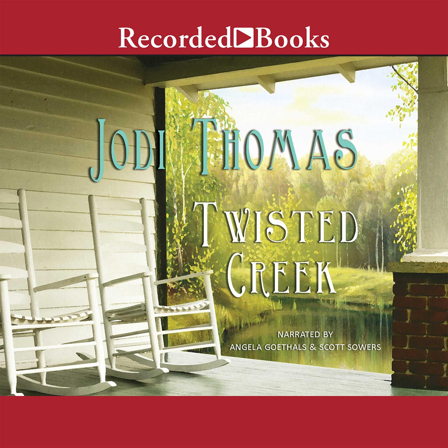 Printable Twisted Creek Audiobook Cover Art
