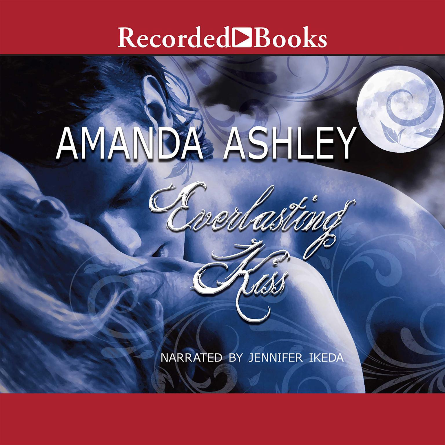 Printable Everlasting Kiss Audiobook Cover Art