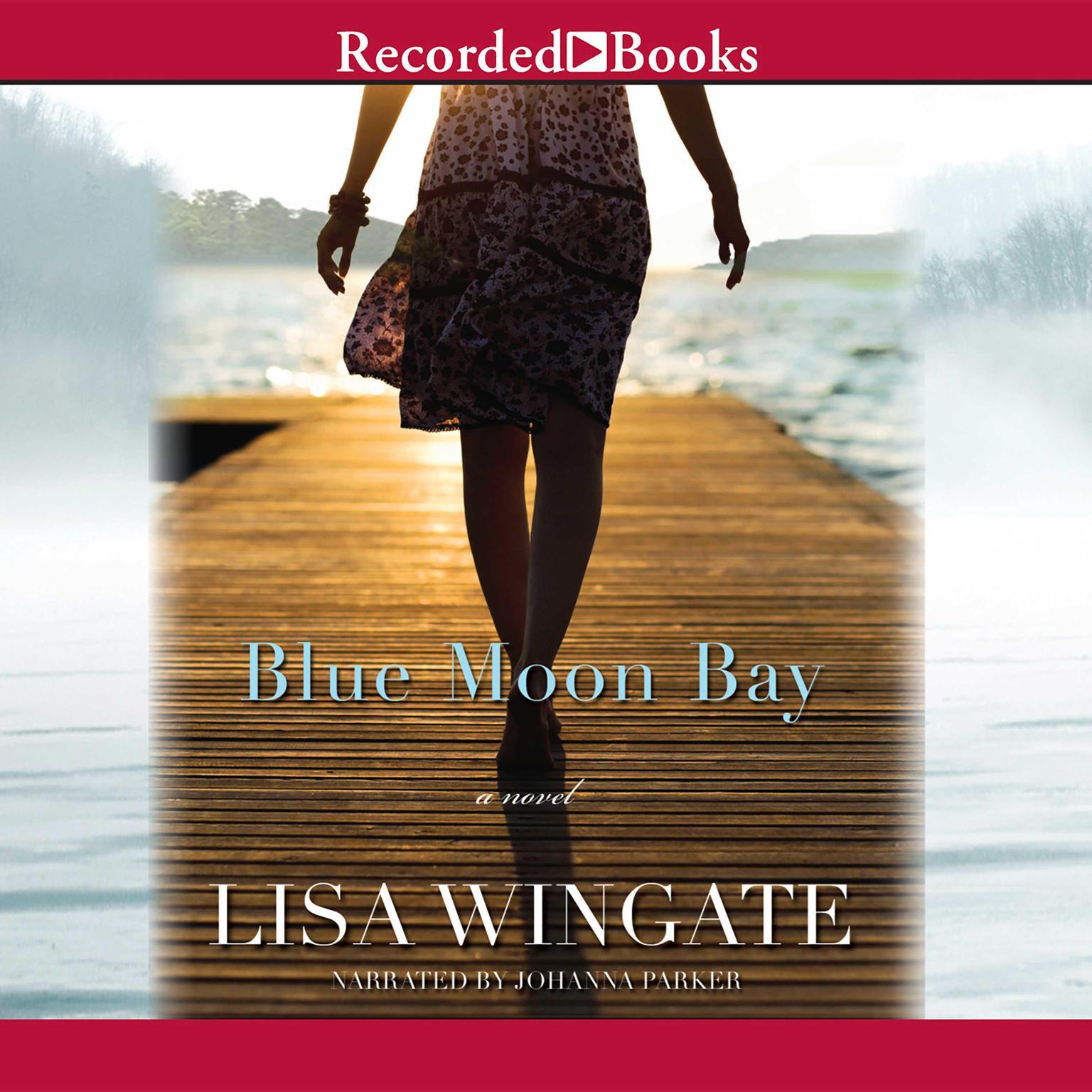 Printable Blue Moon Bay Audiobook Cover Art