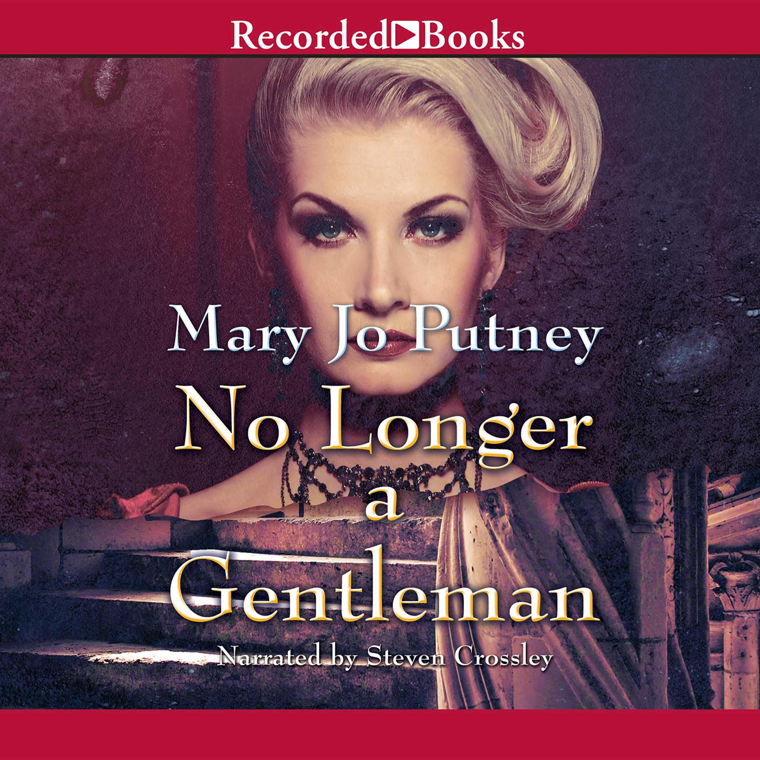 Printable No Longer a Gentleman Audiobook Cover Art