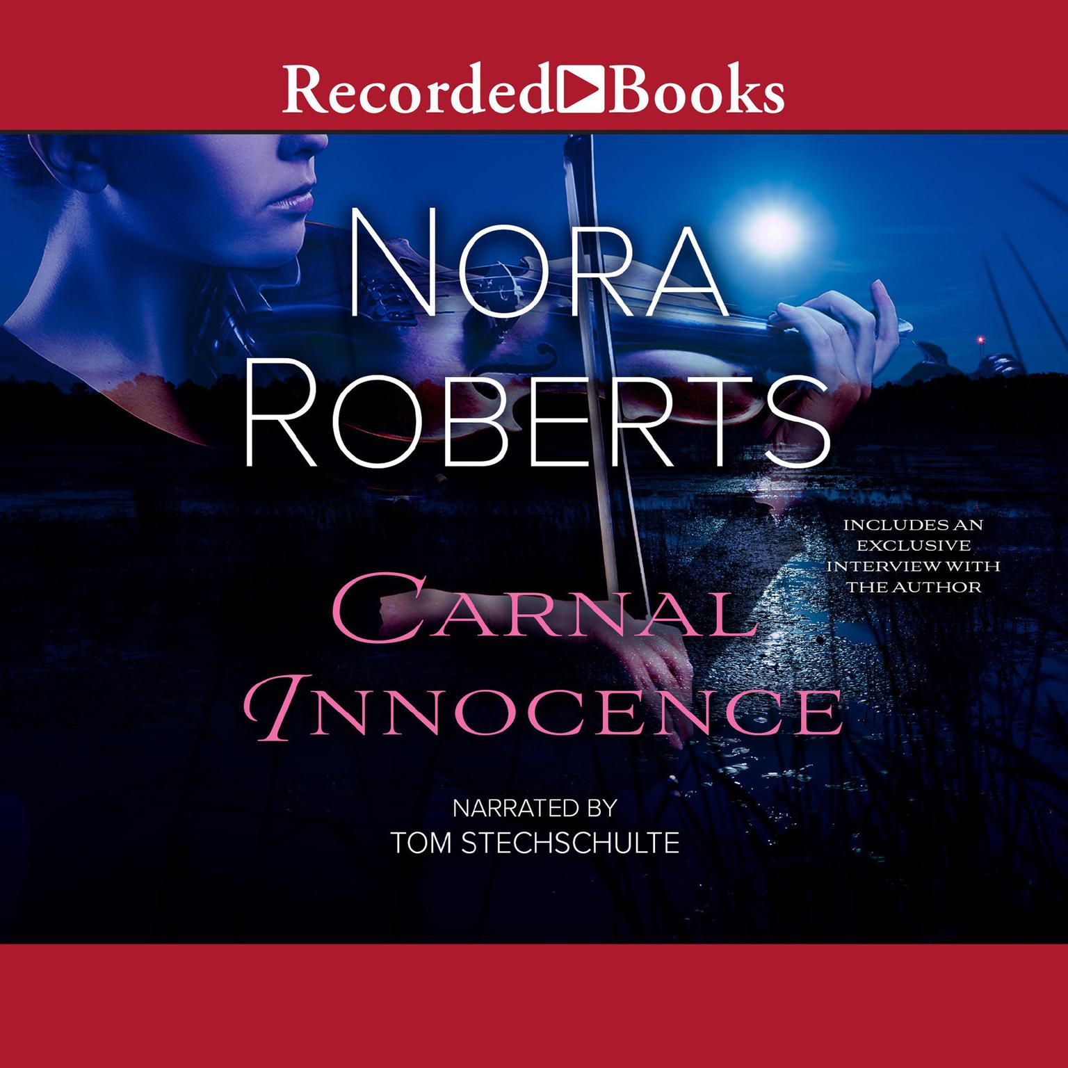 Printable Carnal Innocence Audiobook Cover Art