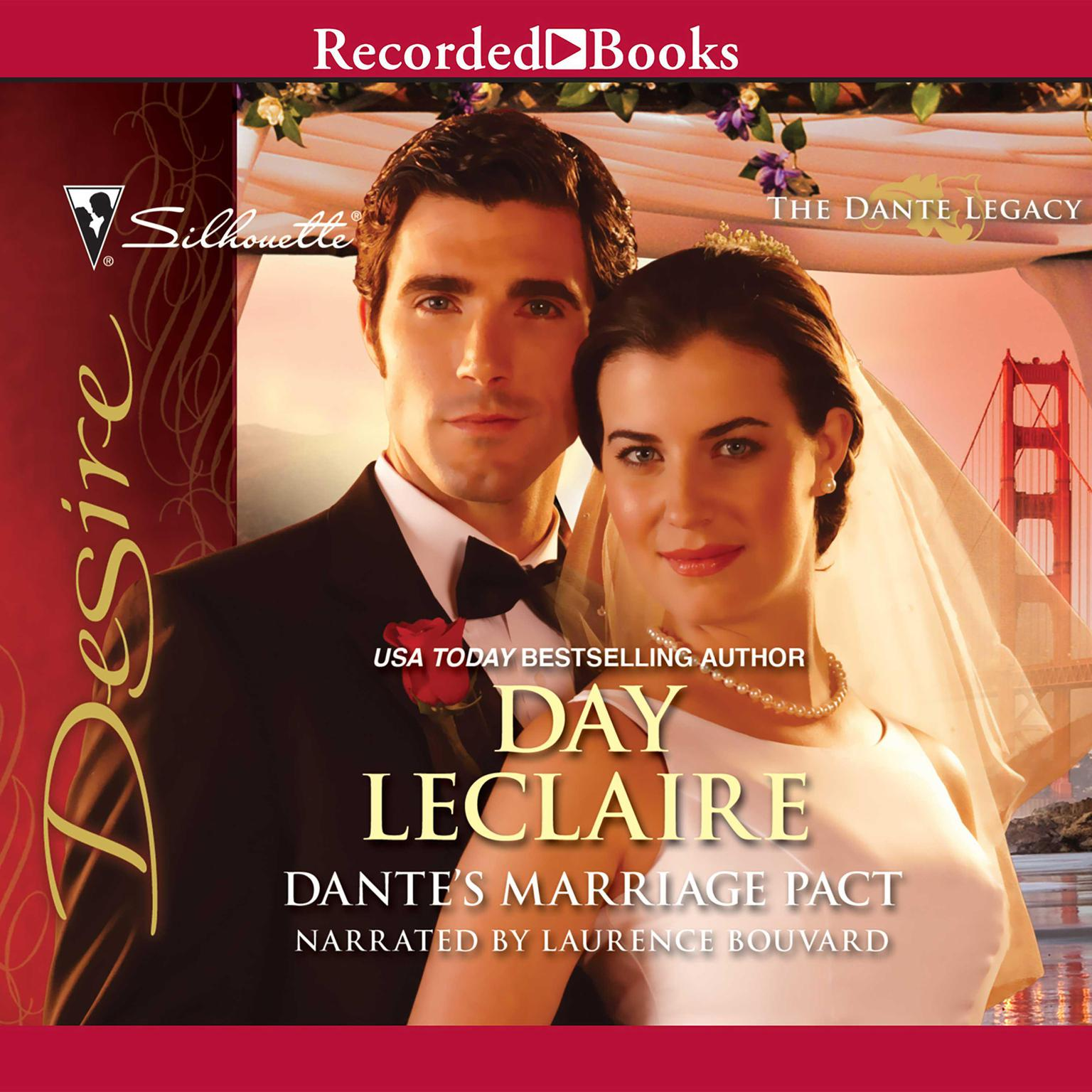 Printable Dante's Marriage Pact Audiobook Cover Art