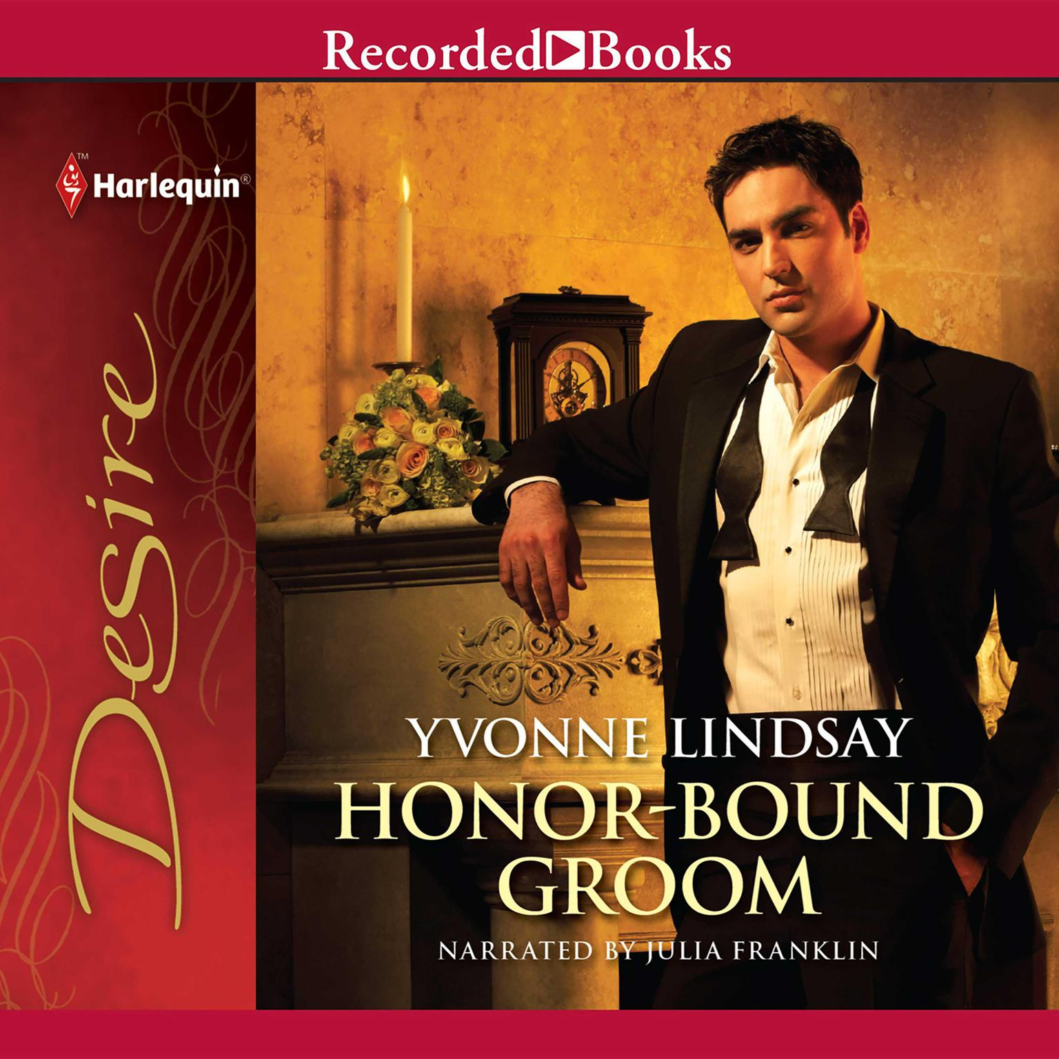 Printable Honor-Bound Groom Audiobook Cover Art