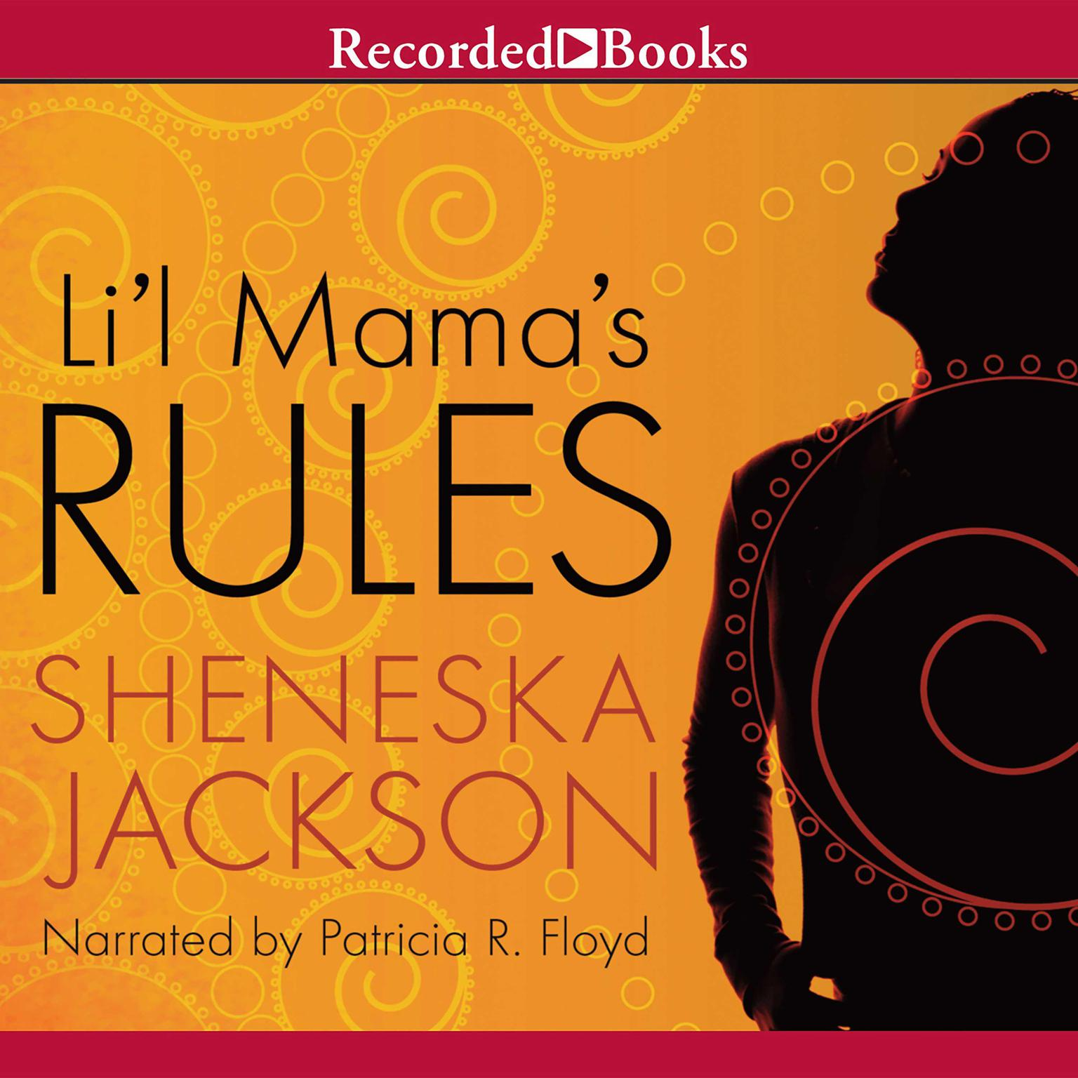 Printable Li'l Mama's Rules Audiobook Cover Art