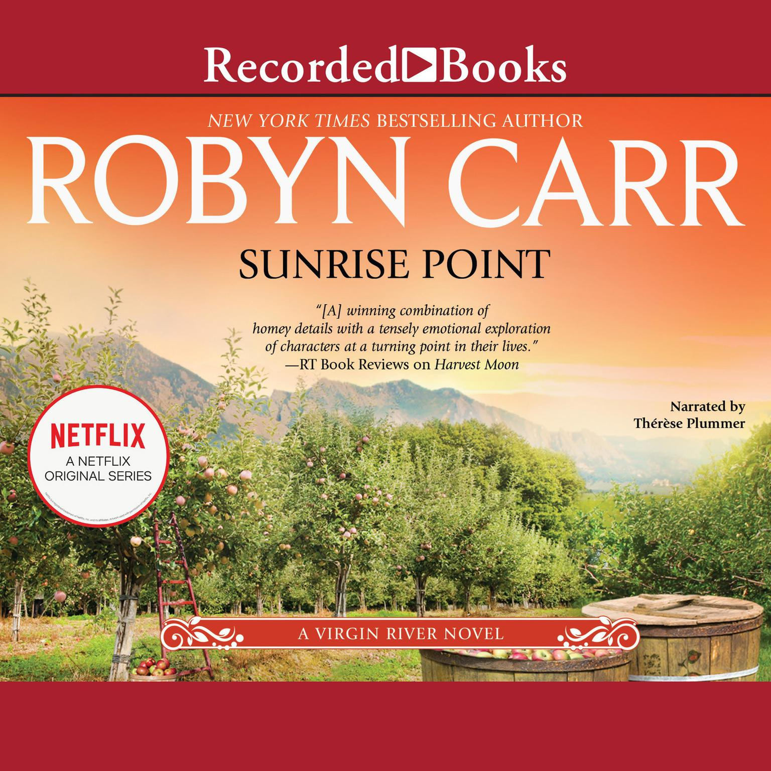Printable Sunrise Point Audiobook Cover Art