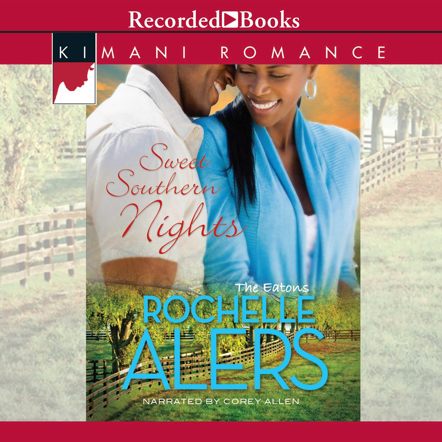 Printable Sweet Southern Nights Audiobook Cover Art