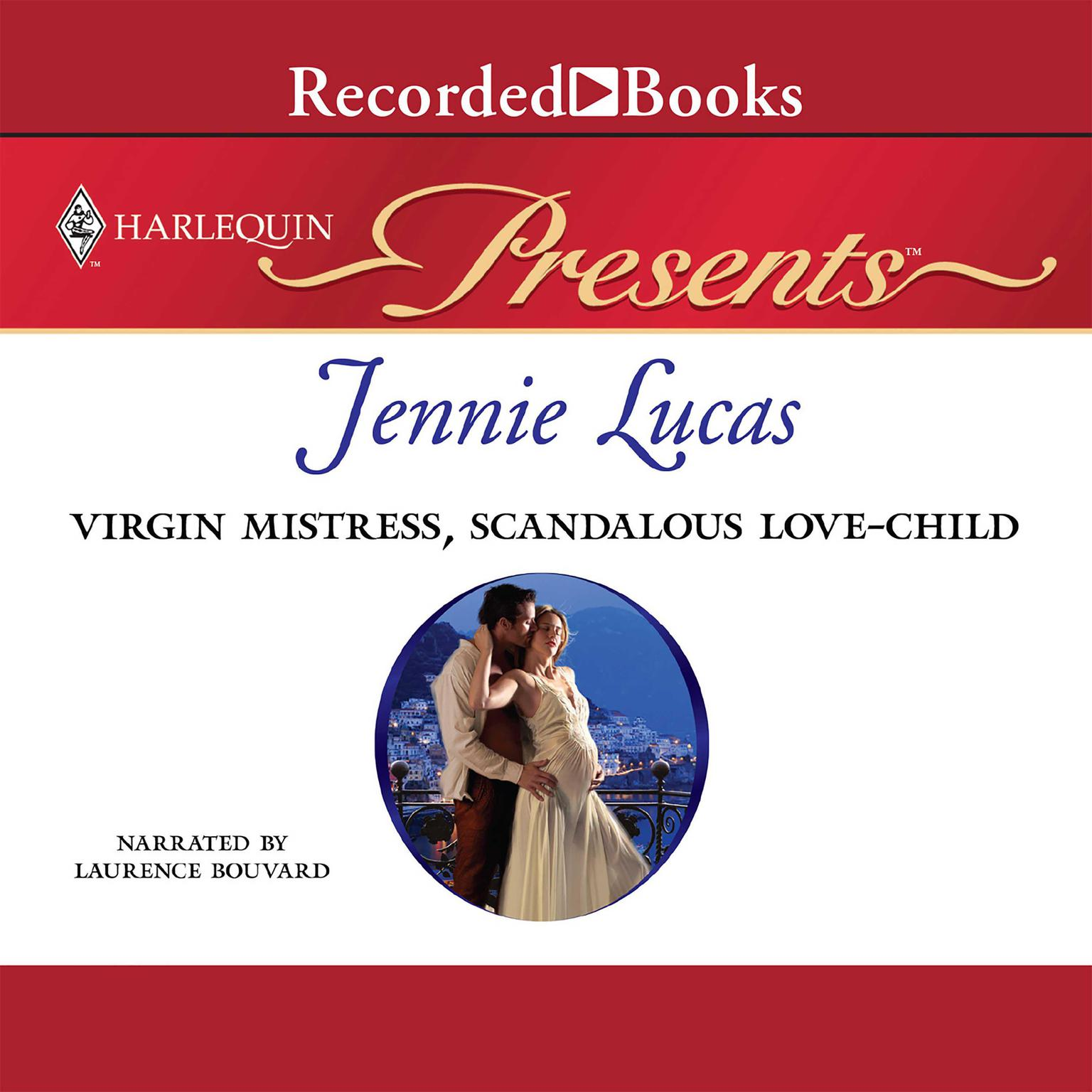 Printable Virgin Mistress, Scandalous Love-Child Audiobook Cover Art