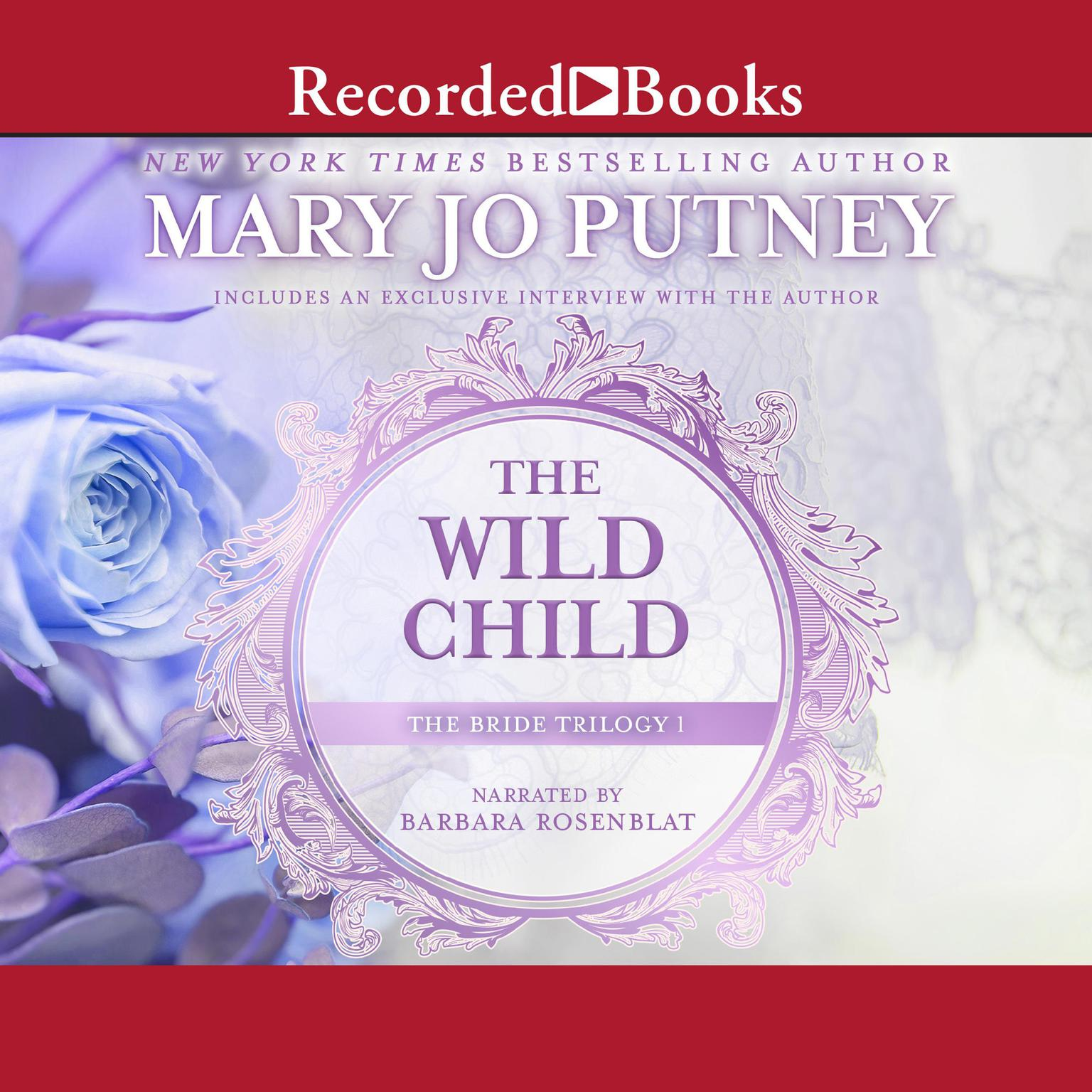 Printable The Wild Child Audiobook Cover Art