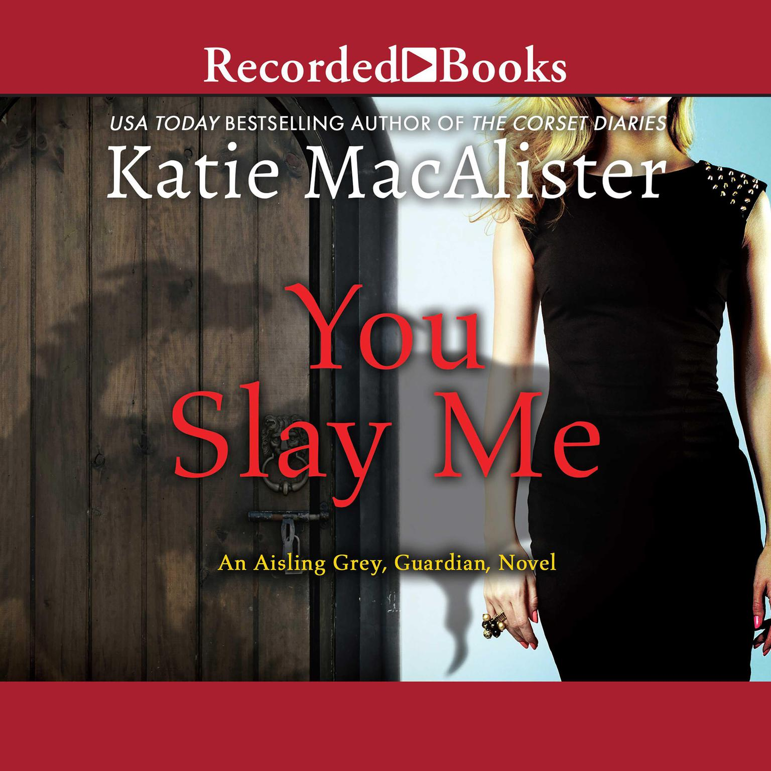 Printable You Slay Me Audiobook Cover Art