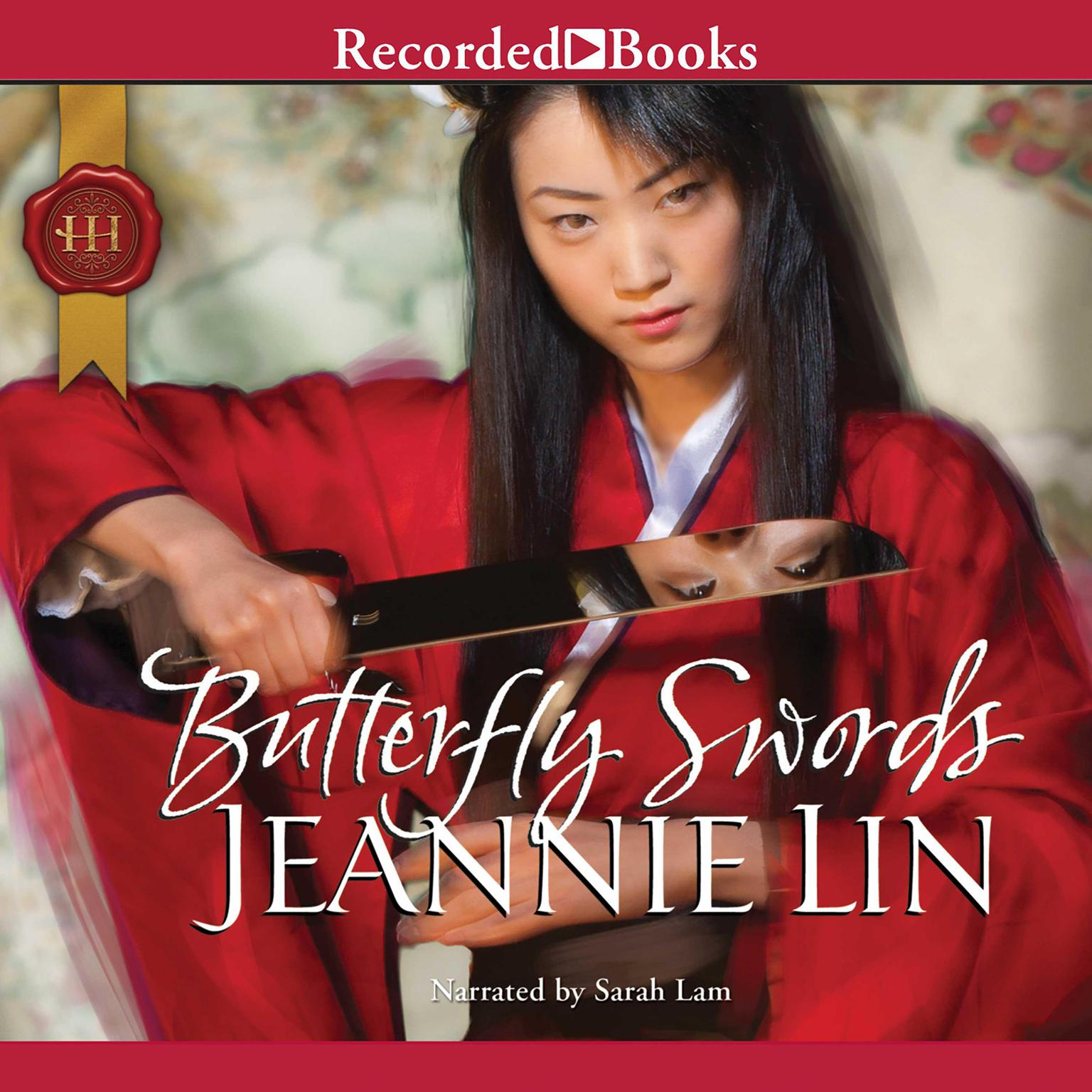 Printable Butterfly Swords Audiobook Cover Art