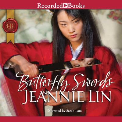 Butterfly Swords Audiobook, by Jeannie Lin