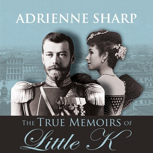 Printable The True Memoirs of Little K Audiobook Cover Art