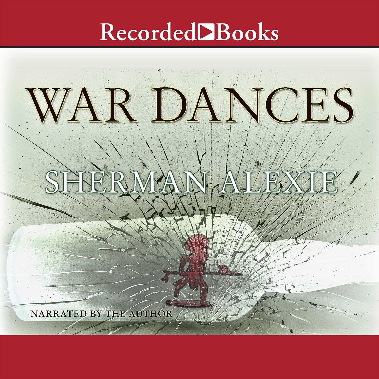 Printable War Dances Audiobook Cover Art