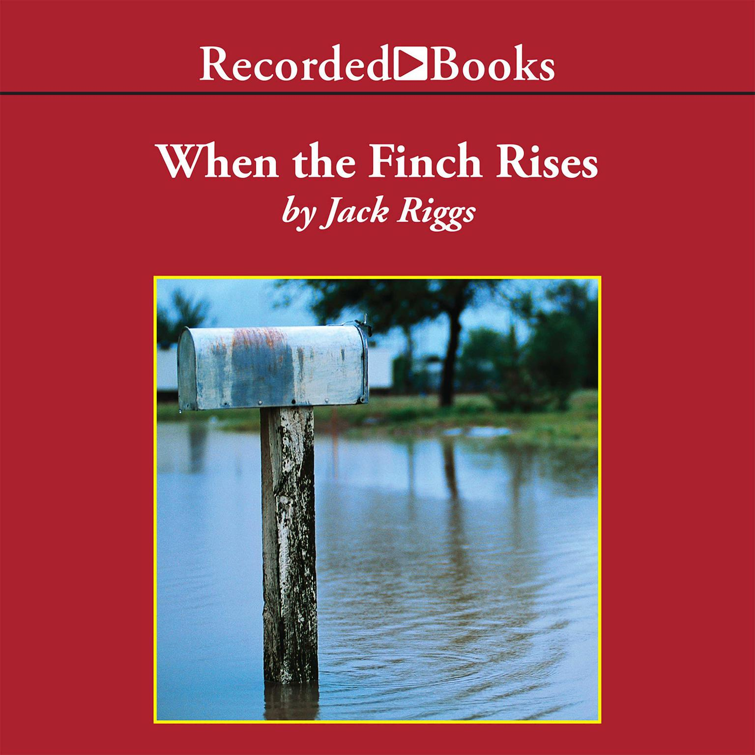 Printable When the Finch Rises Audiobook Cover Art
