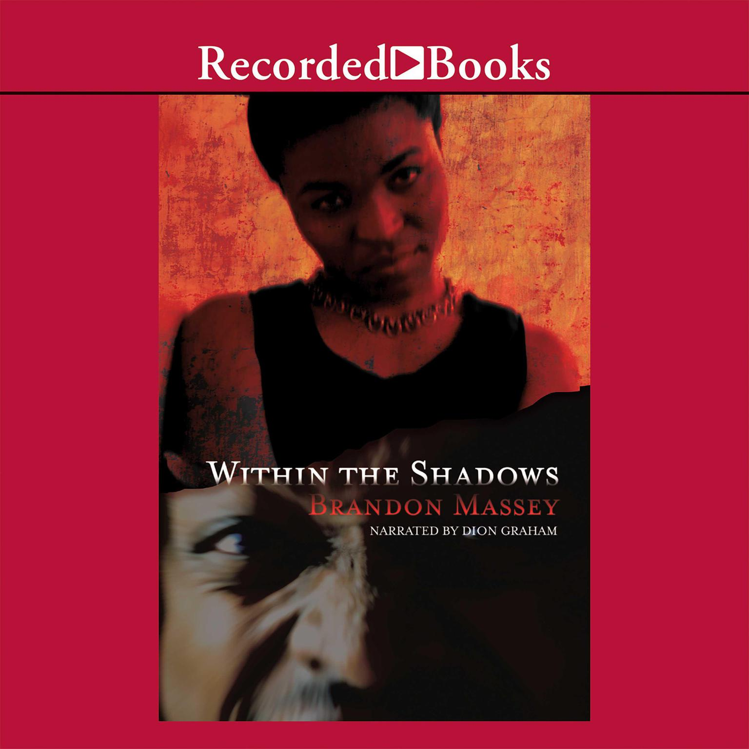 Printable Within the Shadows Audiobook Cover Art