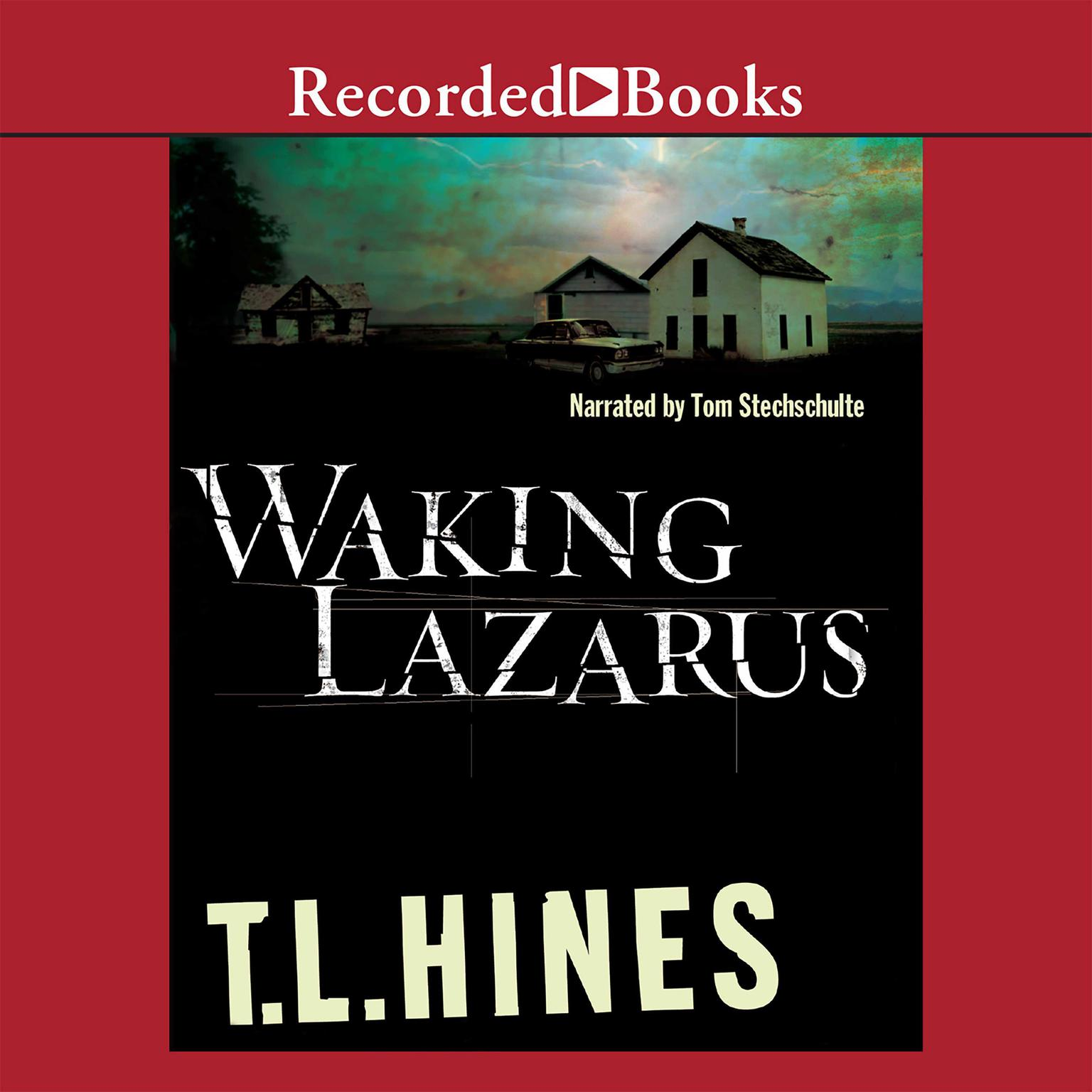 Printable Waking Lazarus Audiobook Cover Art