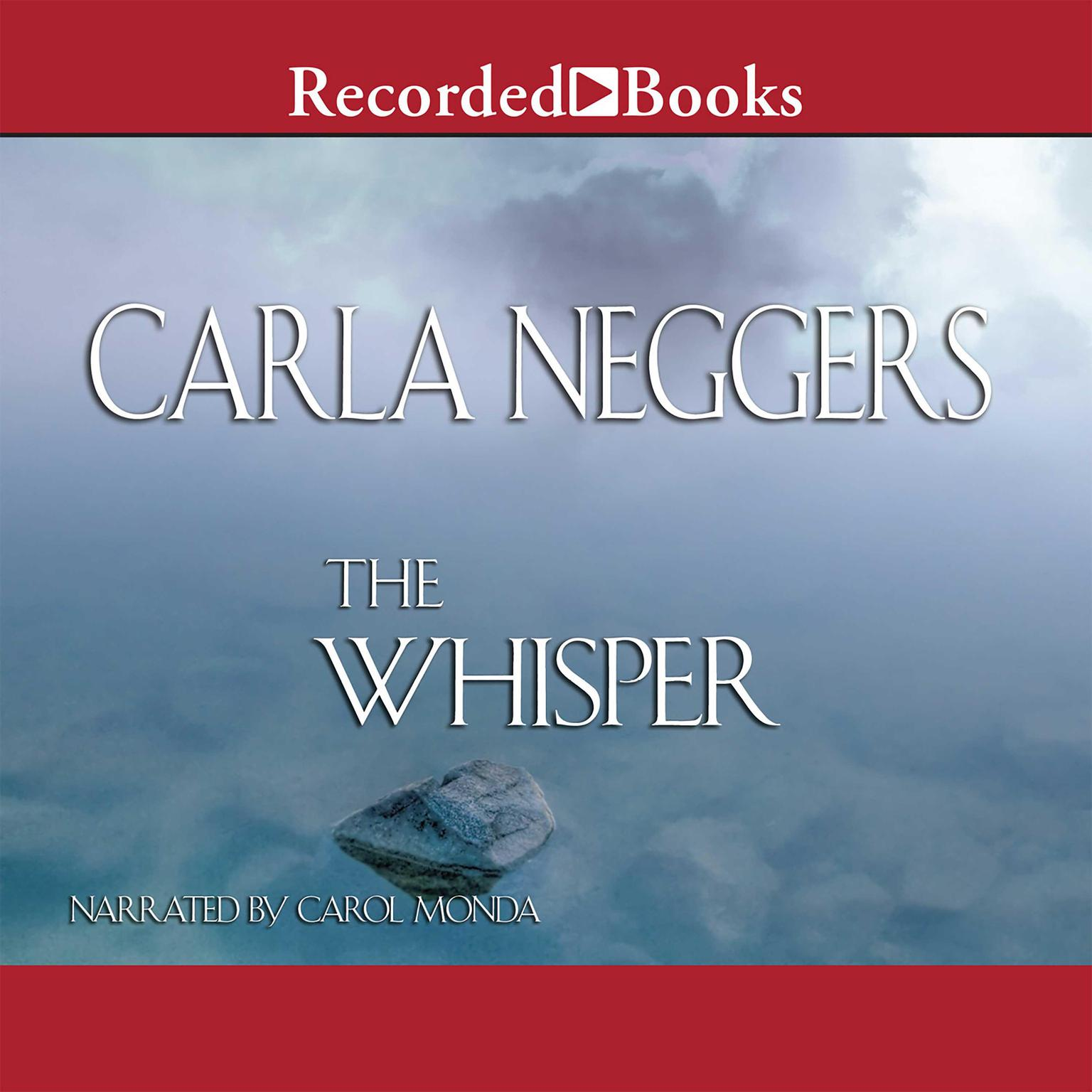 Printable The Whisper Audiobook Cover Art