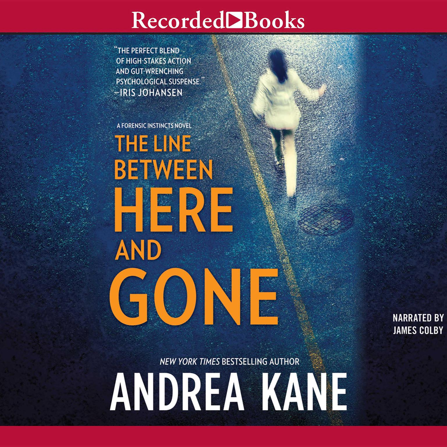 Printable The Line between Here and Gone Audiobook Cover Art