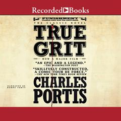 True Grit Audiobook, by Charles Portis