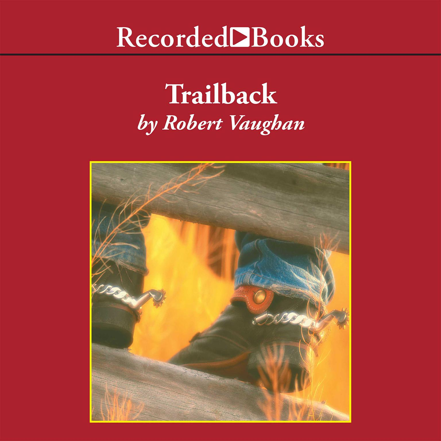 Printable Trailback Audiobook Cover Art