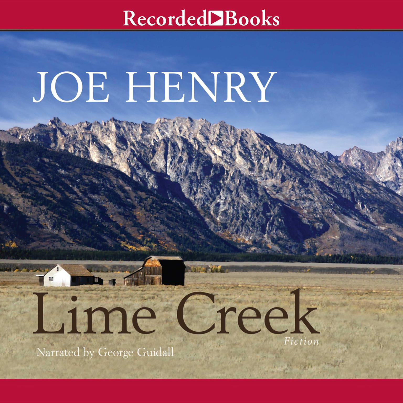 Printable Lime Creek Audiobook Cover Art