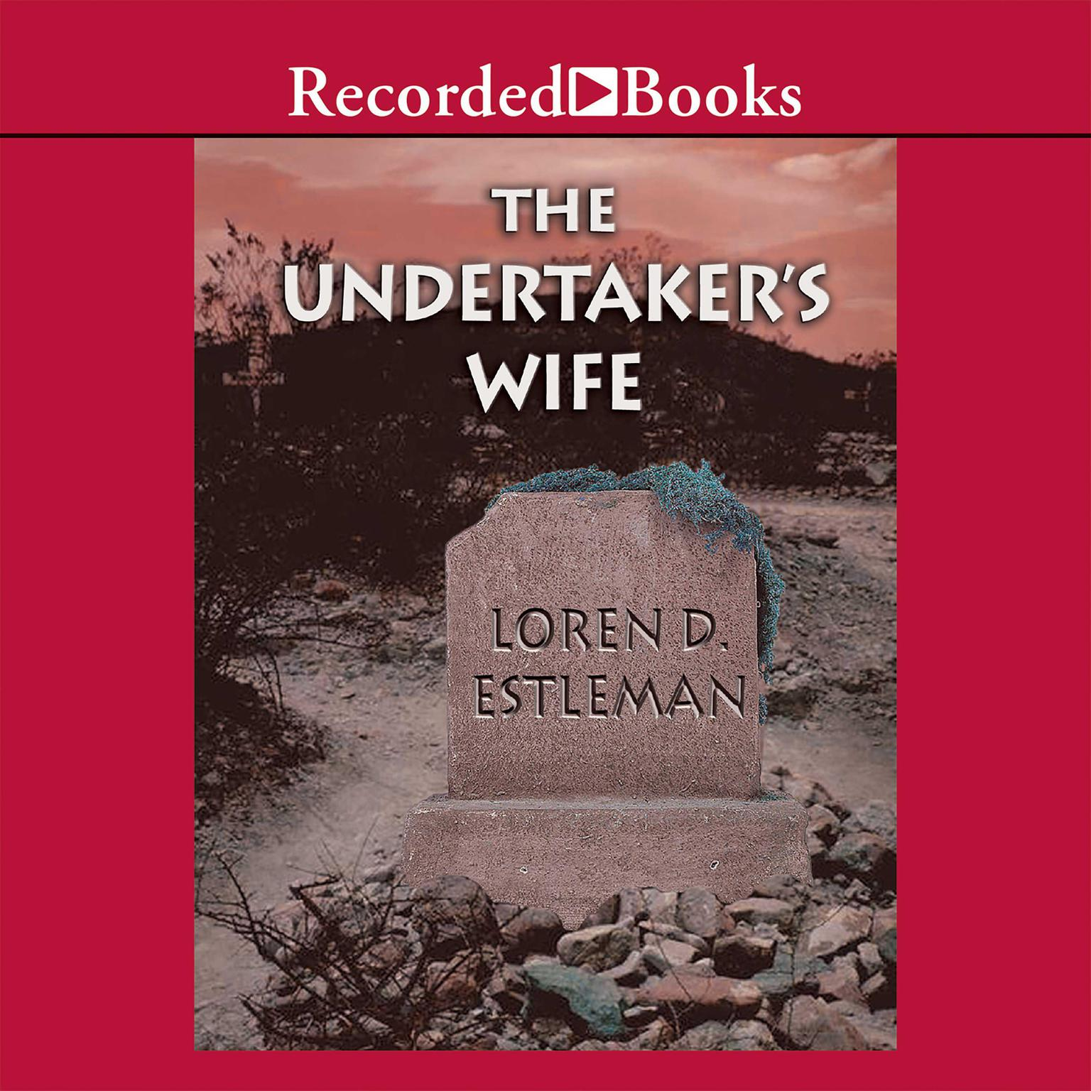 Printable The Undertaker's Wife Audiobook Cover Art