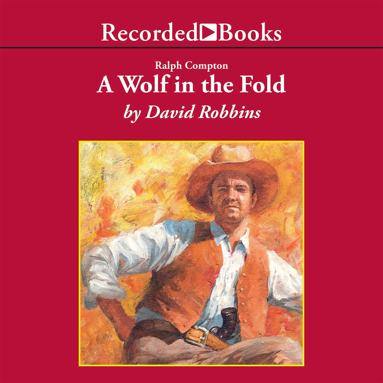 Printable A Wolf in the Fold Audiobook Cover Art