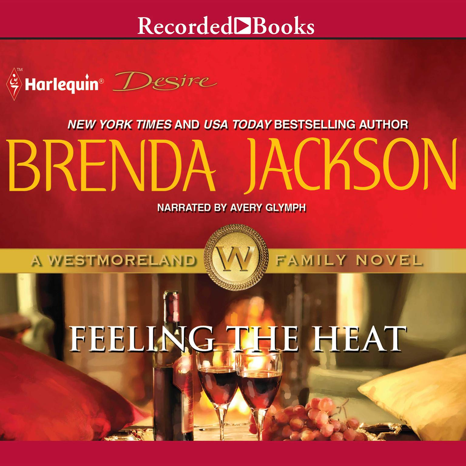 Printable Feeling the Heat Audiobook Cover Art