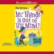 Mr. Hynde Is Out of His Mind Audiobook, by Dan Gutman