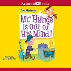 Mr. Hynde is out of His Mind! Audiobook, by Dan Gutman