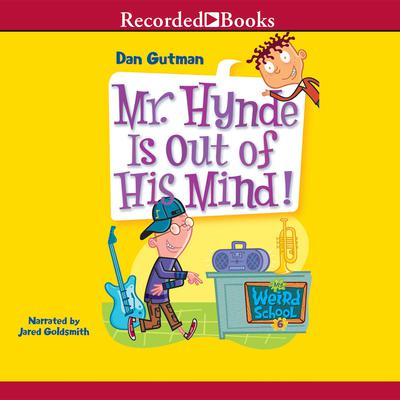 Mr. Hynde is out of His Mind! Audiobook, by