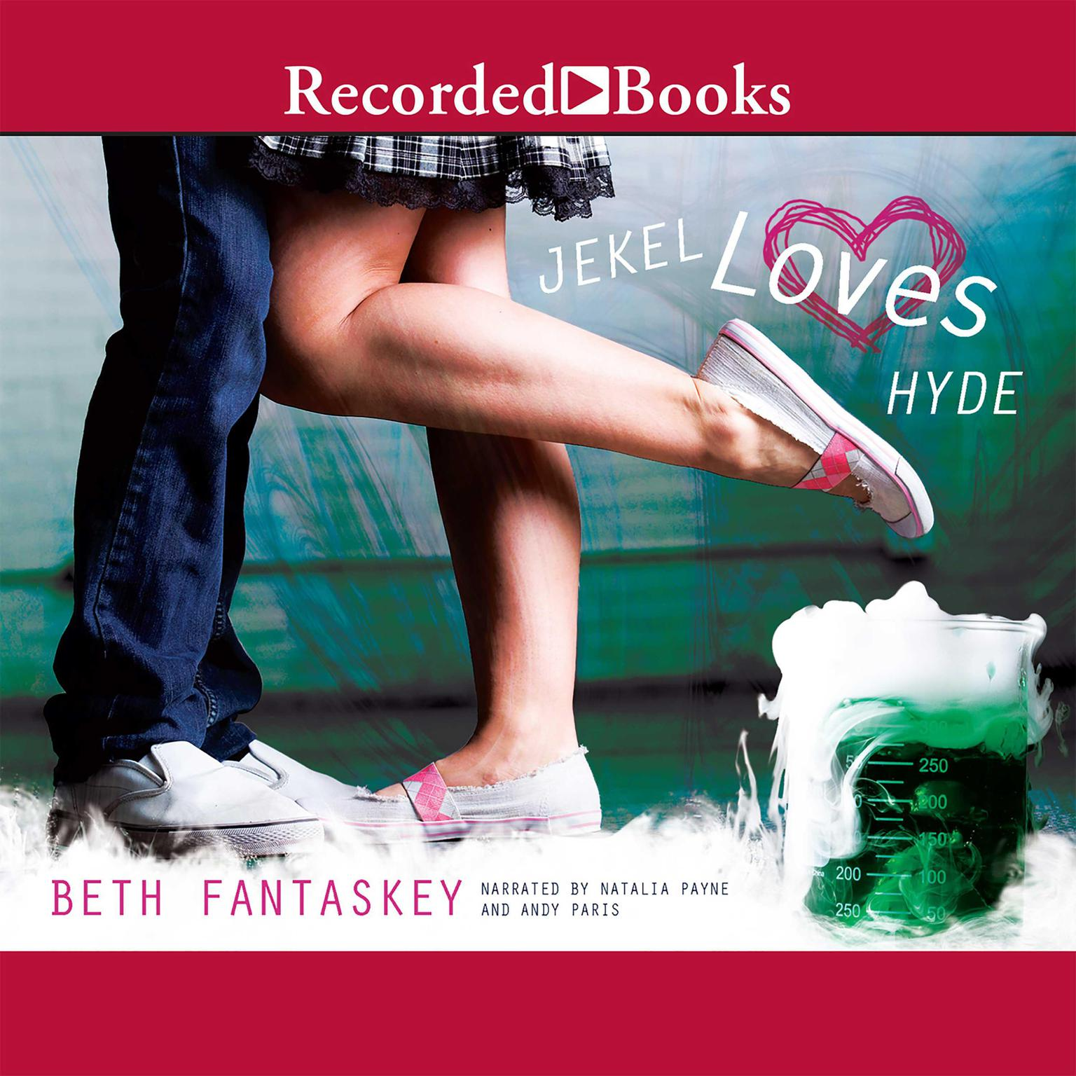 Printable Jekel Loves Hyde Audiobook Cover Art
