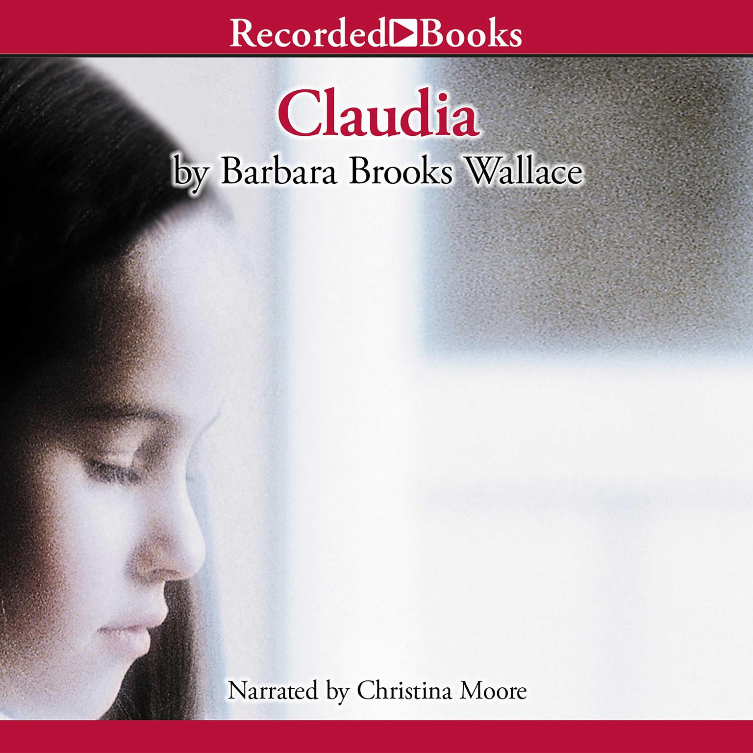Printable Claudia Audiobook Cover Art