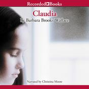 Claudia Audiobook, by Barbara Brooks Wallace