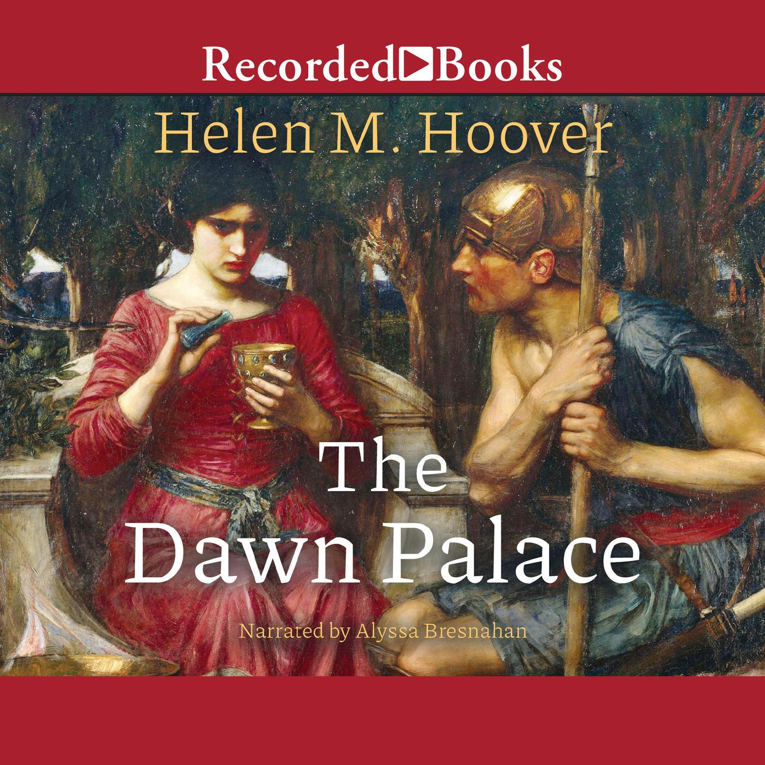 Printable The Dawn Palace Audiobook Cover Art