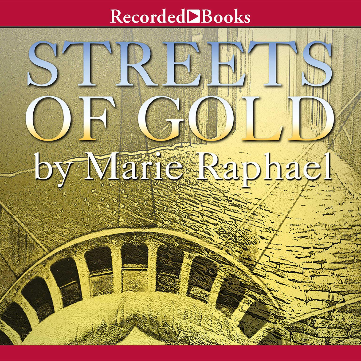Printable Streets of Gold Audiobook Cover Art