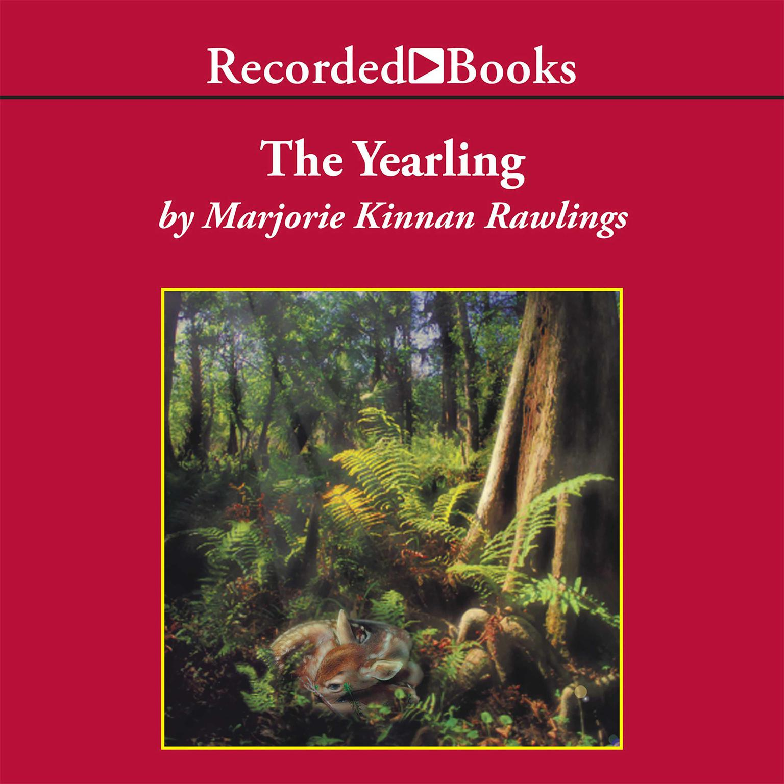 Printable The Yearling Audiobook Cover Art