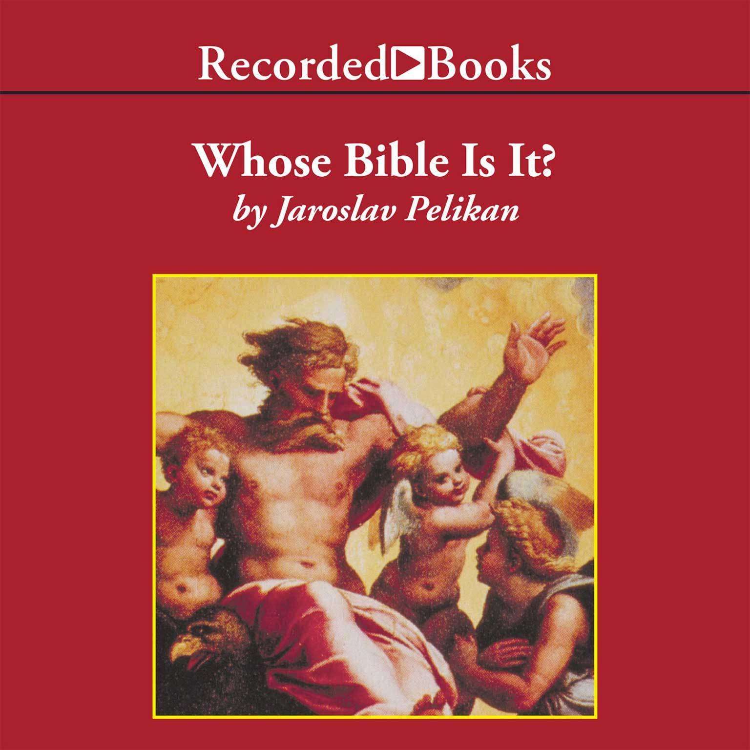 Printable Whose Bible Is It?: A History of the Scriptures through the Ages Audiobook Cover Art