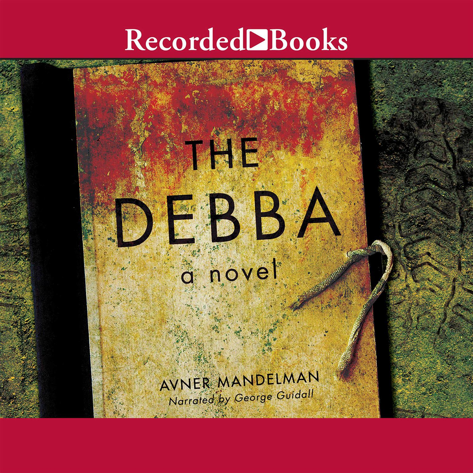 Printable The Debba Audiobook Cover Art