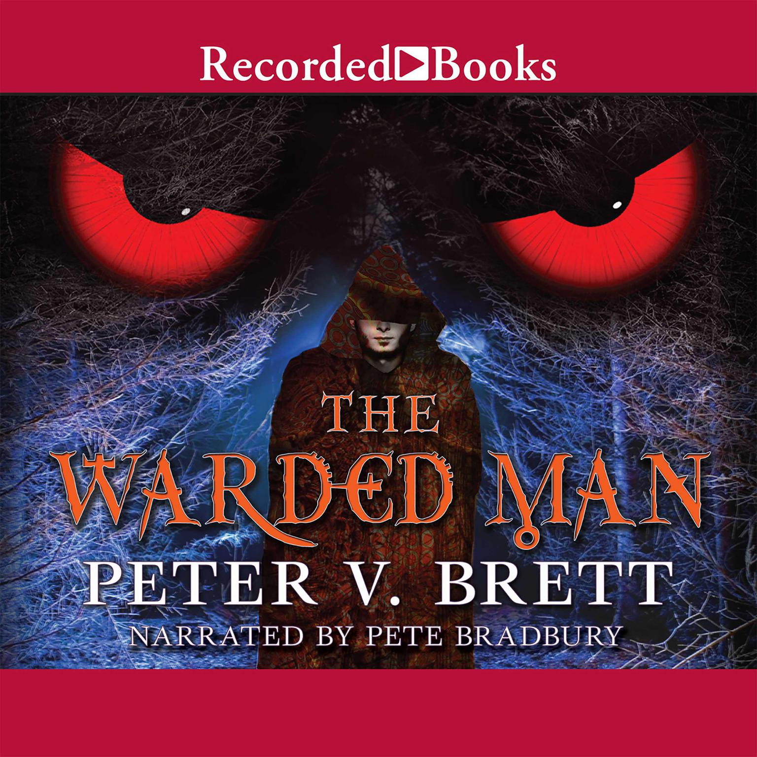 Printable The Warded Man Audiobook Cover Art