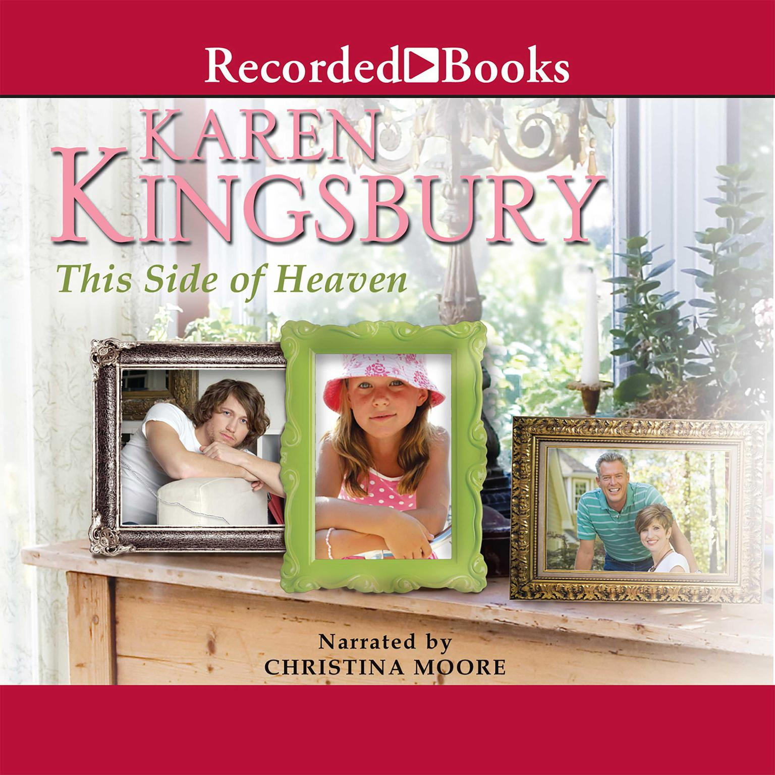 Printable This Side of Heaven Audiobook Cover Art