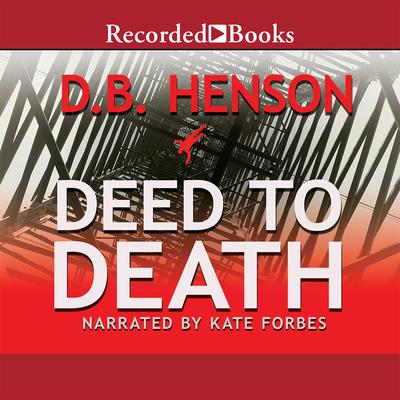 Deed to Death Audiobook, by D. B. Henson